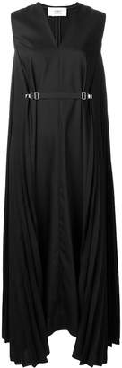 Ports 1961 sleeveless pleated dress