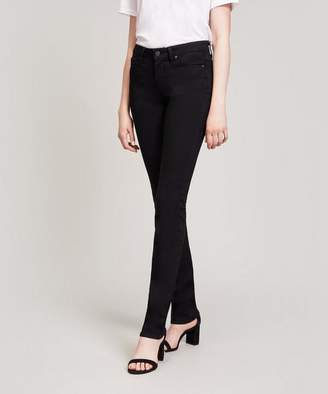 Paige Hoxton High Rise Straight Jeans