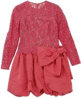 Valentino Pink Cotton Dress