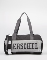 Herschel Supply Co Herschel Hounds Sutton Mid Barrel Bag - Black
