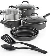 Cuisinart CLOSEOUT! Hard Anodized Nonstick 11 Piece Cookware Set