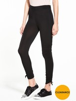 Very Tall Ruched Side Leggings