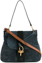 Chloé 'Lexa' tote - women - Cotton/Leather/Suede - One Size