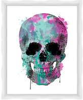 PTM Images Mint Green & Fuchsia Wall Art