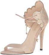 Nine West Women's Carly Glitter Dress Sandal