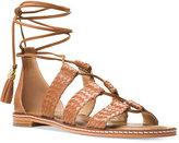 MICHAEL Michael Kors Monterey Gladiator Flat Sandals