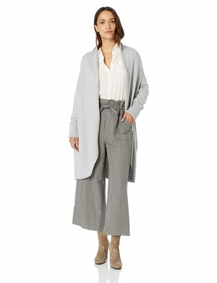 Chaus Women's Long Sleeve Shawl Collar Cardigan