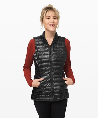 Lululemon Pack It Down Vest *Shine