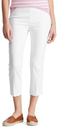 Chaps Women's Slim Capri Pants