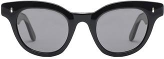L.G.R Turkana Skin Black Sunglasses