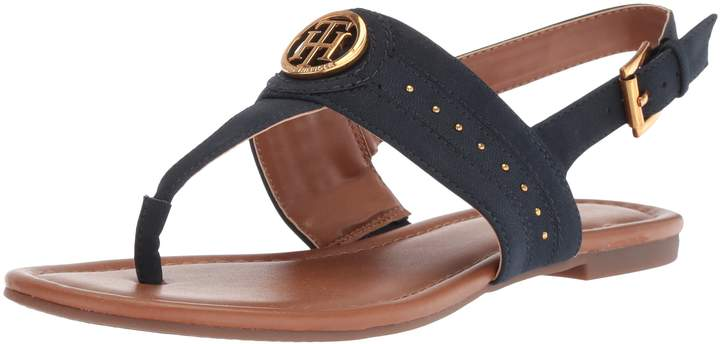 Tommy Hilfiger Women's Sher Flat Sandal