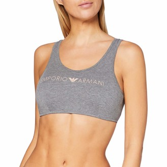 Emporio Armani Women's Scoop Neck Bralette