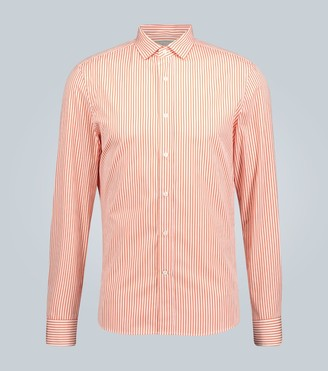 Brunello Cucinelli Exclusive to Mytheresa a striped cotton shirt