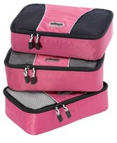 eBags Small Packing Cubes 3pc Set - Peony