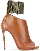 DSQUARED2 'Military' heeled sandals