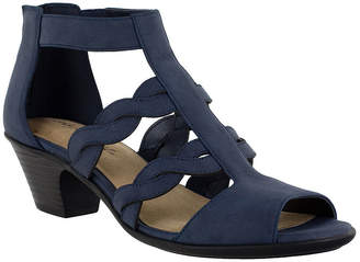 Easy Street Shoes Womens Daughtry Heeled Sandals