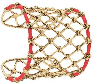 Aurélie Bidermann Croisette bracelet
