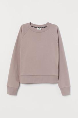 H&M Short Sweatshirt