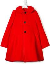 Comme des Garcons hooded oversized coat