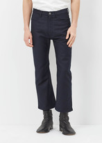 Jil Sander dark blue madison jean