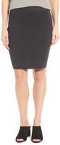 Eileen Fisher Sleek Tencel(R) Blend Interlock Knit Skirt