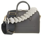 Anya Hindmarch Vere Barrel With Link Strap Leather Bowler.