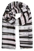F&F Linear Stripe Scarf