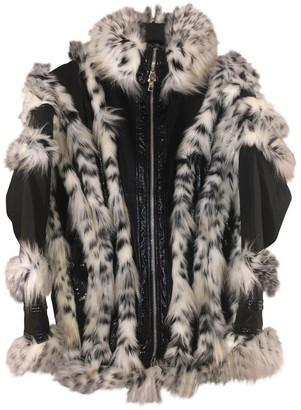 Giambattista Valli X H&m Black Faux fur Leather Jacket for Women