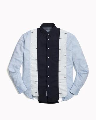 Rag & Bone Bonum fit 3 beach shirt