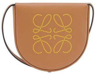 Loewe Heel logo pouch small bag