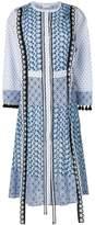 Altuzarra floral embroidered Grenelle dress