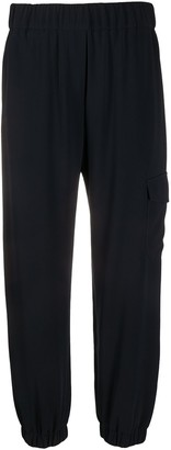 Alberto Biani High-Waisted Cargo Trousers