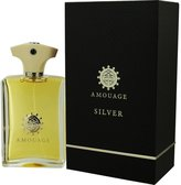 Amouage Silver by for Men - 3.4 oz EDP Spray