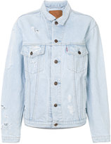 Levi's Embellished denim jacket