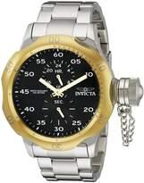 Invicta Men's 19279 Russian Diver Analog Display Japanese Quartz Silver Watch
