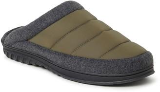 Dearfoams Women's Ryan Nylon Clog Slippers