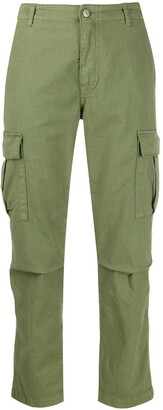 P.A.R.O.S.H. High-Waisted Cargo Trousers