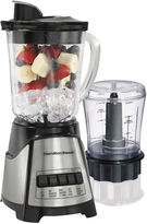 Hamilton Beach Blender + Food Chopper Attachment