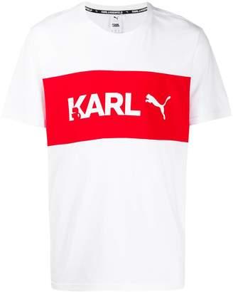 Karl Lagerfeld Paris x Puma T-shirt