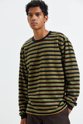 Stussy Hudson Stripe Long Sleeve Tee
