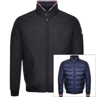 Tommy Hilfiger Reversible Harrington Jacket Navy