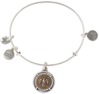 Alex and Ani Carpe Diem Expandable Wire Bracelet