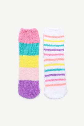 Ardene Cozy Lurex Socks