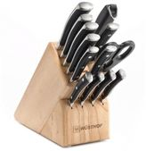 Wusthof Classic Ikon 14-Piece Wood Knife Block Set