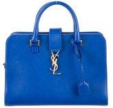 Saint Laurent Small Monogram Cabas Bag