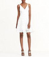 Lauren Ralph Lauren Lace Sleeveless Fit-and-Flare Dress