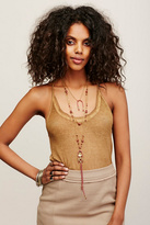 Free People Womens CRYSTAL CANYON NECKLACE