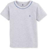 Petit Bateau Boys plain t-shirt with motif