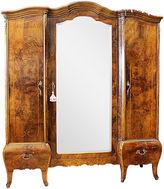One Kings Lane Vintage Large Three-Door Armoire
