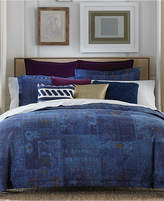 Tommy Hilfiger Madrona 3-Pc. Patchwork King Duvet Cover Set Bedding